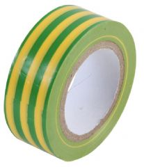 PRO POWER SH5005G/Y  Insulation Tape 19Mm X 8M Grn/Yellow